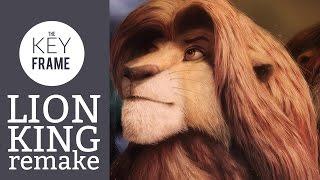 Live action LION KING?!?!   The Key Frame #083