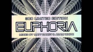 Limited Edition Euphoria Disc 2.7. Li Kwan - Point Zero (Matt Darey 2004 Remake)