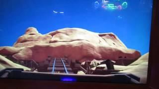 Wild West Mine Typhoon Ride Simulator Dave & Buster's Milwaukee, WI 4-8-17