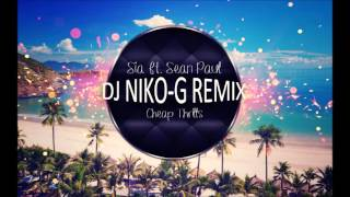 Sia ft Sean Paul - Cheap Thrills [ Dj Niko-G Remix ]