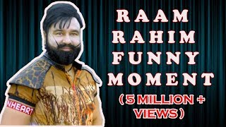 Kapil Sharma Reaction On baba ram rahim   Raam rahim Funny interview   