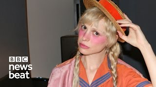 Introducing Petite Meller  Bbc Newsbeat