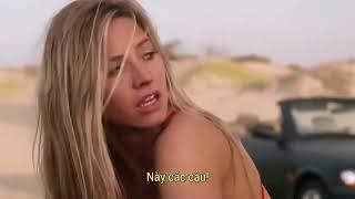 Killer Beach - The sand movie horror scene