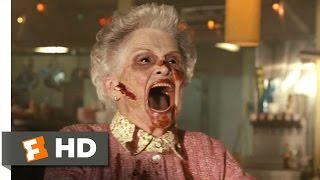 Legion (2/10) Movie CLIP - Granny's Got Teeth (2010) HD