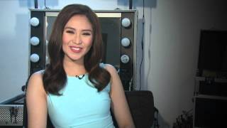 Behind The Scenes: Sarah Geronimo for ABS-CBN TV Plus 'Todo' Commercial