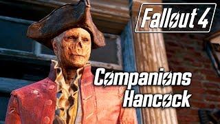 Fallout 4 - Companions - Meeting Hancock