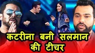Tiger Zinda Hai Promotion | Salman Katrina On Dance Champions | Ali Abbas पर आयी एक बड़ी परेशानी