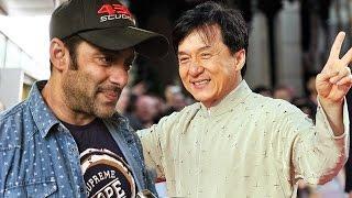 Jackie Chan PLANS Surprise For Salman Khan