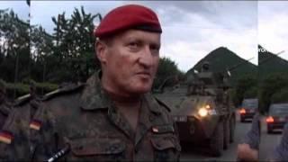Kosovo: nazionalisti serbi bloccano la strada alle...