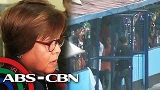 De Lima fumes over Bilibid scandals