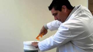 How To Open A 5 Gallon Bucket