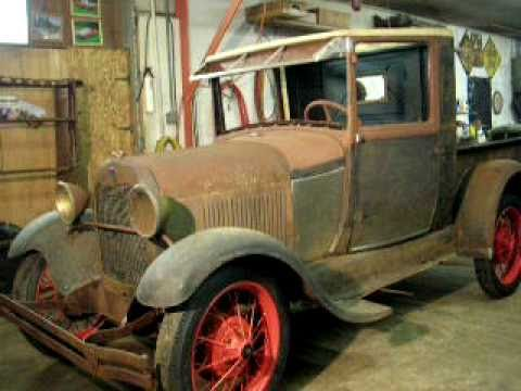 1929 Model A Ford Pickup Update