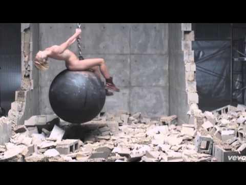 Miley Cyrus - Wrecking Ball (porn edition)