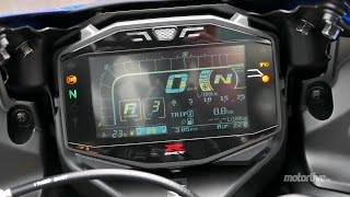 Suzuki GSXR 1000 2017 NEW FIRST LOOK