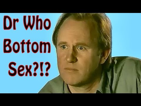 Doctor Who bottom sex with Peter Davison