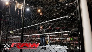 Dean Ambrose challenges Chris Jericho to an Asylum Match at Extreme Rules: Raw, May 16, 2016