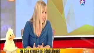 Seda Akgül Konuğu Op. Dr. Çiğdem TEZCAN Vajinismus sorularını yanıtlıyor