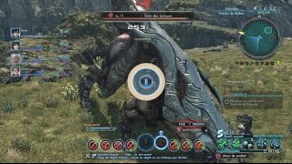 Xenoblade Chronicles X - Gameplay & Combat
