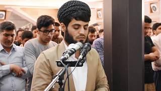 """رعد  محمد الکردي ,, قراءة ما تيسر من {سورة  المنافقون + سورة التين} قضاء رانية - جامع """"الفردوس"""""""