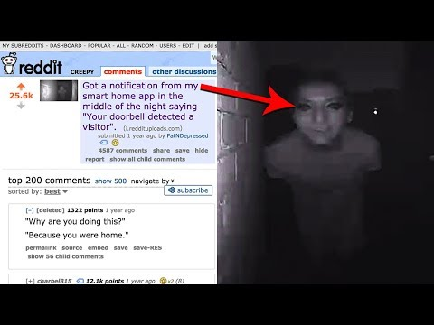 Xxx Mp4 Top 15 Reddit Posts With Scary Backstories 3gp Sex