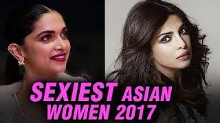 Priyanka Chopra REACTION On Beating Deepika Padukone | Sexiest Asian Women 2017