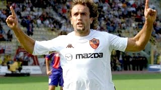 Batistuta Roma Top 10 Goals ||HD||