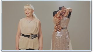 Sewing Haute Couture Dress | Sewing Pattern Download