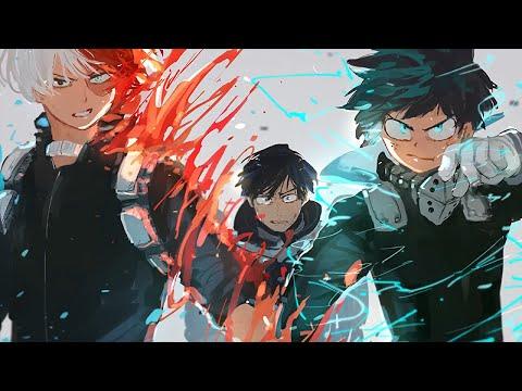 My Hero Academia S2 OST「Trinity / Sanmittai」Episode 23-24 OST