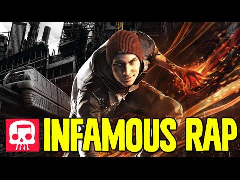 inFamous Second Son Rap by JT Music -