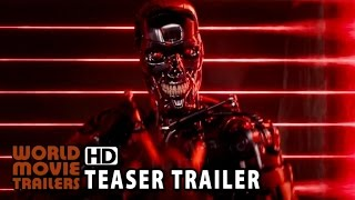 O Exterminador do Futuro: Gênesis Teaser Trailer Oficial (2015) - Arnold Schwarzenegger HD