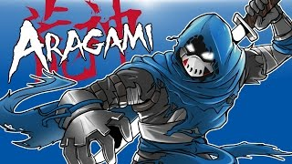 ARAGAMI - Chapter 1 - NINJAS IN THE SHADOW!!!! (Co-op with Cartoonz)