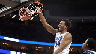 Duke dominant in second round win over Rhode Island