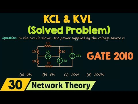 Xxx Mp4 KCL And KVL Solved Problem 3gp Sex