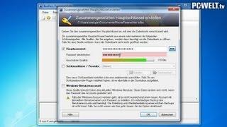 Passwörter verwalten mit KeePass 2 - so geht's