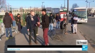 How migrants cope with French asylum system