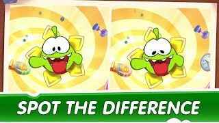 Spot The Difference Ep 33 - Om Nom Stories: Home, sweet home