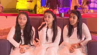 قناة اطفال ومواهب الفضائية فعاليات مهرجان عيدنا فرحة 2