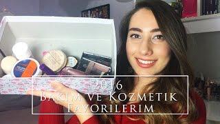 2016 Favorilerim | Bakım ve Kozmetik | Selin Türkol