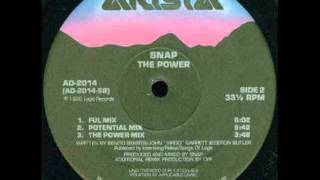 Snap - The Power (Full Mix) HQ AUDIO