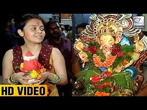 Xxx Mp4 Saath Nibhana Saathiya Actress Devoleena Bhattacharjee S Ganpati Visarjan 3gp Sex