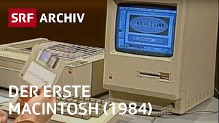 «Macintosh» von Apple (1984)