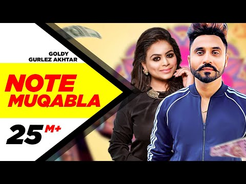 Xxx Mp4 Note Muqabla Official Video Goldy Desi Crew Ft Gurlej Akhtar Sara Gurpal Latest Songs 2018 3gp Sex