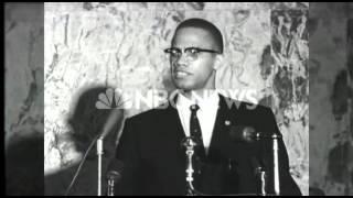 "Malcolm X: ""Don"