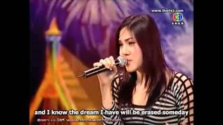 Belle Nuntita - Thailand's Got Talent 2011 [Audition][ENG Sub]