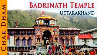 Char Dham - Badrinath Temple | Uttarakhand | Indian Temple Tours