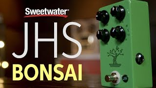 JHS Bonsai Multi-overdrive Pedal Demo