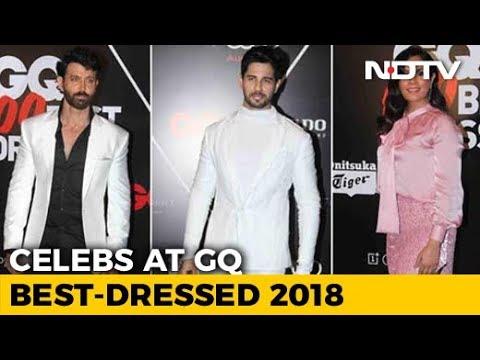 Xxx Mp4 GQ Best Dressed 2018 Hrithik Roshan Richa Chadha Others 3gp Sex