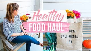 HEALTHY MARKET HAUL! Come Shopping with Me!