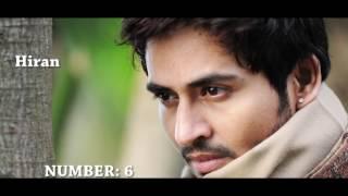 Top Ten Most Popular Indian Bangla/Kolkata Actors 2017
