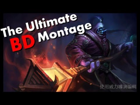 The Ultimate BD Montage - BD to Challenger  ft. Jax